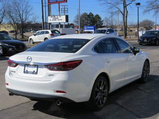 2017 Mazda Mazda6 GT|FULLY LOADED|LEATHER | REMOTE START|ONE OWNER
