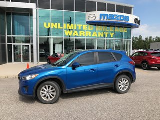 2014 Mazda CX-5 GX FWD at