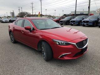2017  Mazda6 GT at