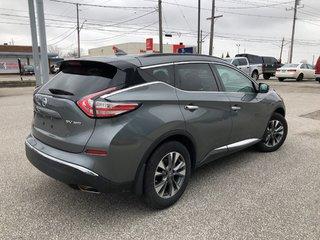 2018 Nissan Murano SV AWD CVT