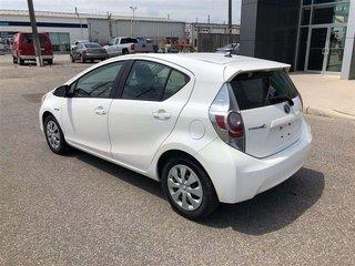 2012 Toyota Prius C ECVT