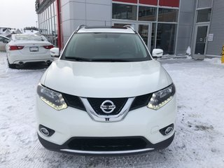 Nissan Rogue SV TECHNOLOGIE , AWD, TOIT PANORAMIQUE 2016