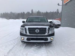 2018 Nissan Titan Sv 4x4