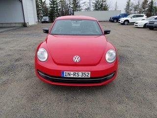 Volkswagen Beetle Coupe  2013