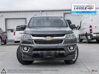 2017 Chevrolet Colorado Crew CAB SWB LT 4WD LT
