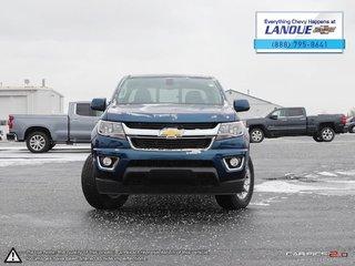 2019 Chevrolet Colorado LT 4WD Crew Cab SW 4WD LT