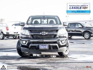 2019 Chevrolet Colorado Z71 4WD Crew Cab S 4WD Z71