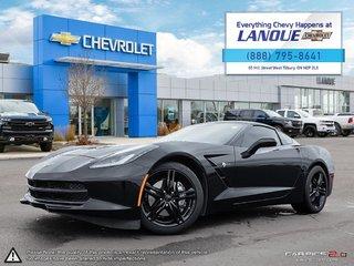2017 Chevrolet Corvette Stingray Coup 1LT