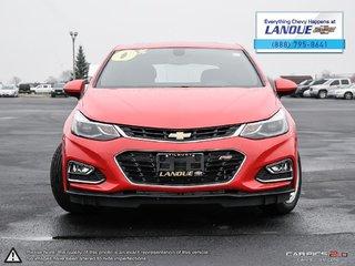 2018 Chevrolet Cruze LT Hatch Automatic LT