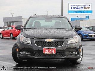 2014 Chevrolet Cruze LT 2LT