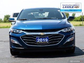 2019 Chevrolet MALIBU LT SEDAN LT