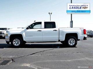 2017 Chevrolet Silverado Crew 1500 4WD