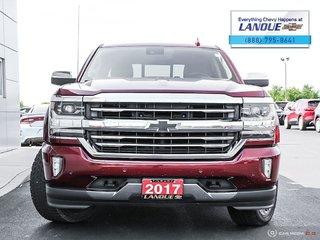2017 Chevrolet Silverado Crew 1500 4WD High Country