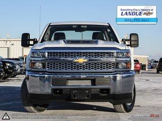 2019 Chevrolet SILVERADO WT 2500 CREW CA Work Truck