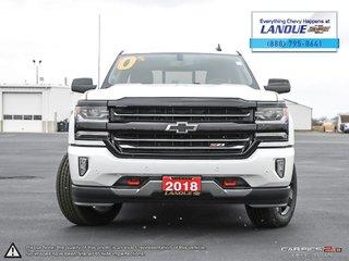 2018 Chevrolet SILVERADO Z71 1500 4WD LT LTZ