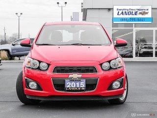 2015 Chevrolet SONIC 5-DOOR LT LT
