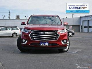2018 Chevrolet Traverse Premium AWD High Country
