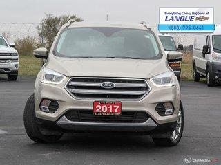 2017 Ford ESCAPE TITANIUM Titanium