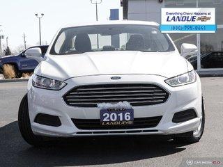 2016 Ford Fusion SE SE