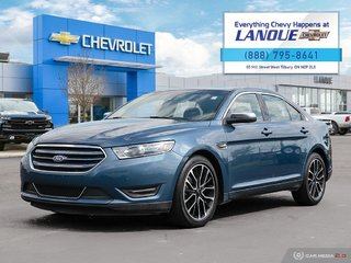 2018 Ford TAURUS LIMITED Limited