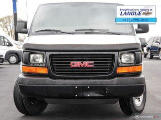 2014 GMC Savana Cargo VAN 3500