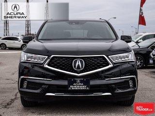 2017 Acura MDX 6 Passenger Elite