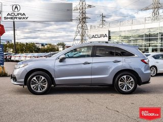 2016 Acura RDX Elite at