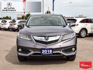 2018 Acura RDX Elite at