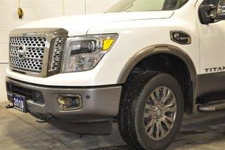 2018 Nissan Titan Crew Cab XD Platinum Reserve  4x4 Diesel
