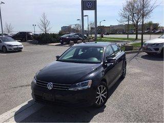 2015 Volkswagen Jetta Comfortline 1.8T 5sp