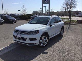 2014 Volkswagen Touareg Execline 3.6L 8sp at Tip 4M