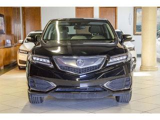 Acura RDX 2017 Acura RDX - AWD 4dr Tech Pkg 2017