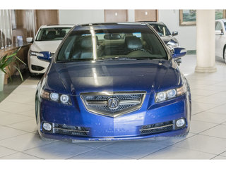 2008 Acura Tl Type S Navigation >> Used 2008 Acura Tl 2008 Acura Tl Type S Automatique