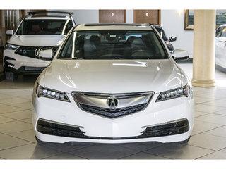 2016 Acura TLX 2016 Acura TLX Tech * Certifié * Navigation