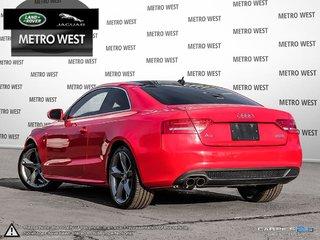 2012 Audi A5 2.0T Prem Plus 6sp man qtro Cpe