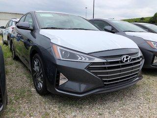 2020 Hyundai Elantra Luxury IVT