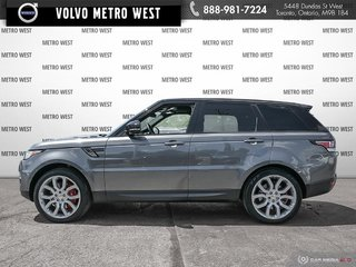 2014 Land Rover Range Rover Sport V8 Supercharged Dynamic (2)