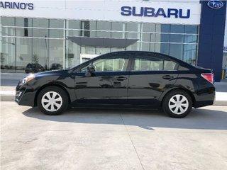 2016 Subaru Impreza 4Dr 2.0i 5sp