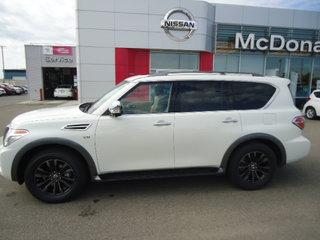 2018 Nissan Armada Platinum DEMO SPECIAL