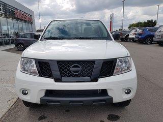 2019 Nissan Frontier Midnight Edition