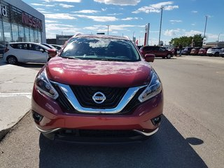 2018 Nissan Murano SL DEMO PRICE