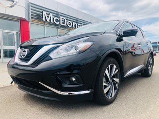 2018 Nissan Murano LXEG18-CVT