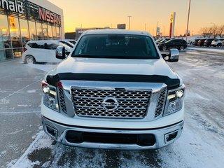 2017 Nissan Titan CC GAS SL SL