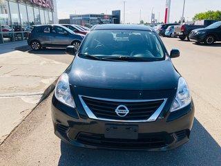 2014 Nissan VERSA SEDAN SV