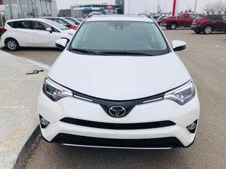 2017 Toyota RAV4 LIMITED Limited