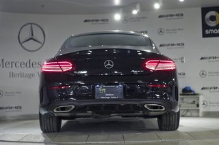 2018 Mercedes-Benz C300 4MATIC Coupe