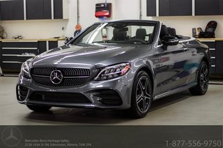 2019 Mercedes-Benz C300 4MATIC Cabriolet