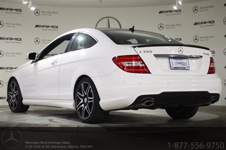 2015 Mercedes-Benz C350 4MATIC Coupe