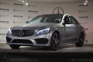 2016 Mercedes-Benz C450 AMG 4MATIC Sedan