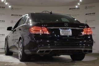 2014 Mercedes-Benz E63 AMG S-Model 4MATIC Sedan